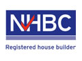 NHBC logo - Uprise is a  member of NHBC